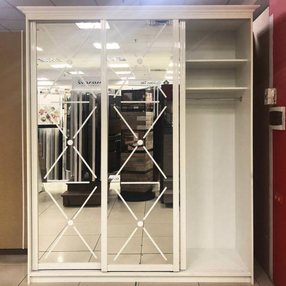 Шкаф купе Рим-Венециано зеркало RW